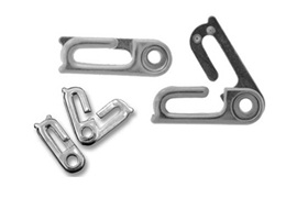 Stainless Steel Sister Hook Clasp.